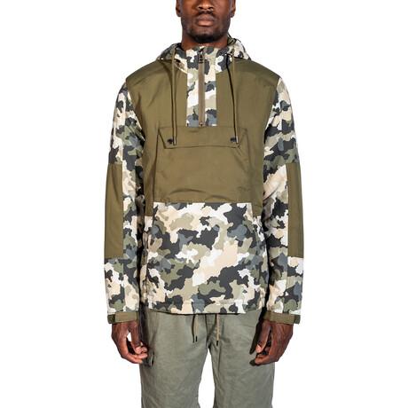 Outwear Jacket // Olive Camo (S)