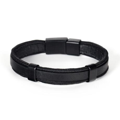 Bilbao Bracelet // Matte Black