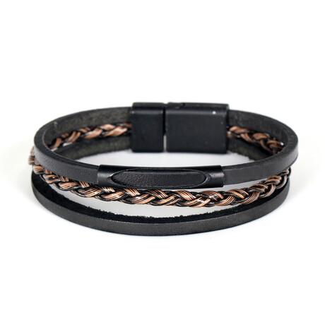 Izagirre Bracelet // Anthracite
