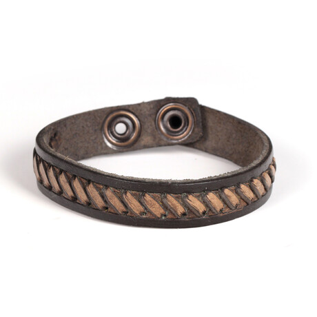 Gallopin Bracelet // Brown