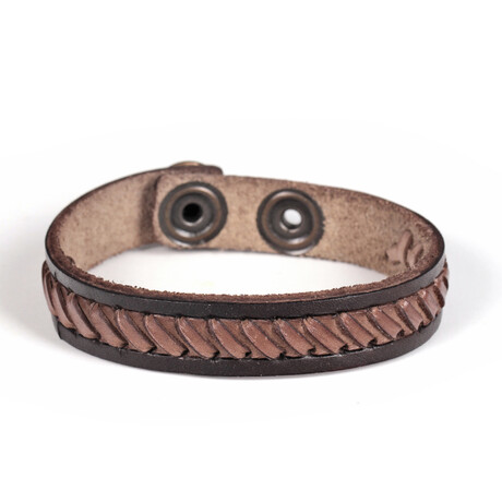 Sosa Bracelet // Brown