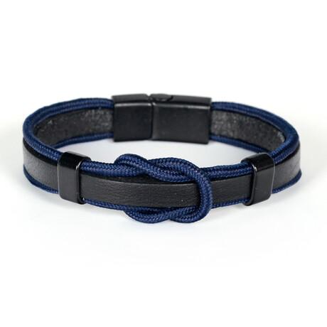 Ponomar Bracelet // Black + Blue