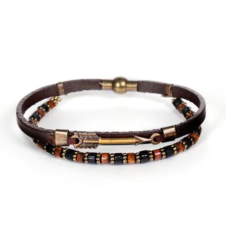 Bidard Bracelet // Brown