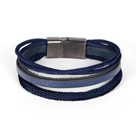 Felline Bracelet // Blue