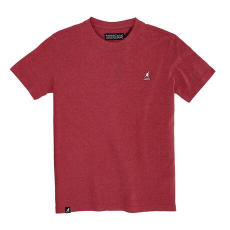 Short Sleeve Pique Tee // Rubicon (S)