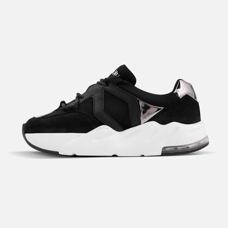 Women's Boom Sneaker // Black (Women's Euro Size 37)