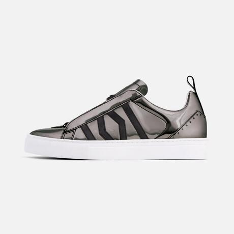 Women's Stellar Sneaker // Anthracite + Black (Men's Euro Size 36)