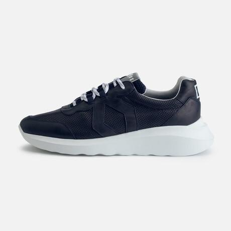 Men's Infinity Sport Sneaker // Navy (Men's Euro Size 38)