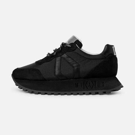 Women's RR4 By Anna Ortiz Sneaker // Black (Men's Euro Size 39)