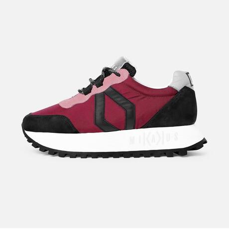 Women's RR4 Garnet Sneaker // Pink + Black (Men's Euro Size 36)
