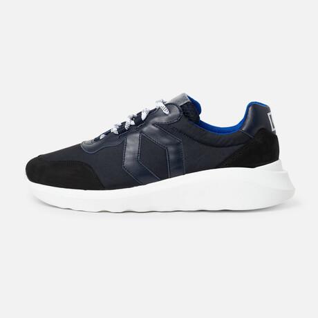 Men's Infinity Sneaker // Navy + Dark Blue (Men's Euro Size 39)