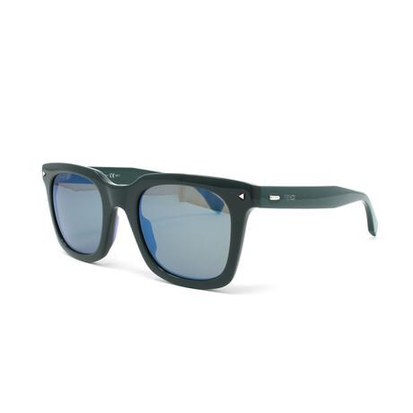 Fendi // Men's FF0216S Sunglasses // Green