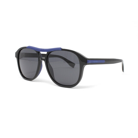 Fendi // Men's FFM0026GS Sunglasses // Black