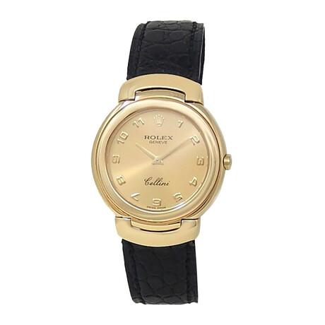 Rolex Ladies Cellini Quartz // 6622 // S Serial // Pre-Owned