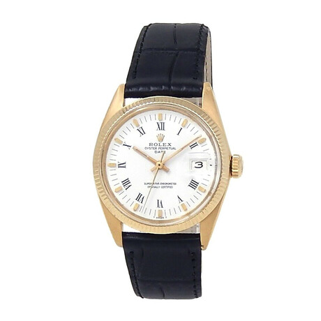 Rolex Oyster Perpetual Date Automatic // 1505 // 5 Million Serial // Pre-Owned