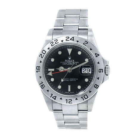 Rolex Explorer II Automatic // 16570 // M Serial // Pre-Owned