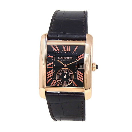Cartier Tank MC Automatic // 3590 // Pre-Owned