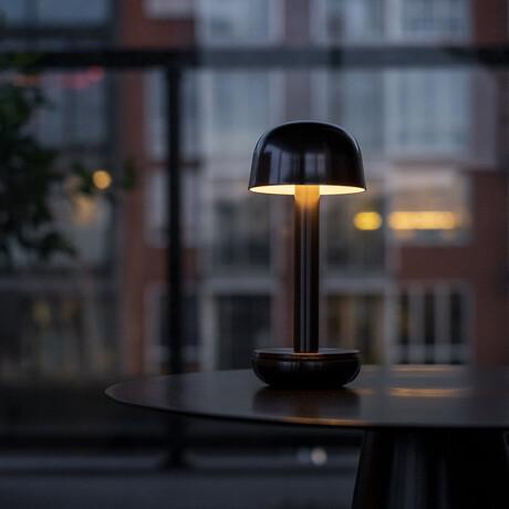 TWO Table Light // Dark Titanium