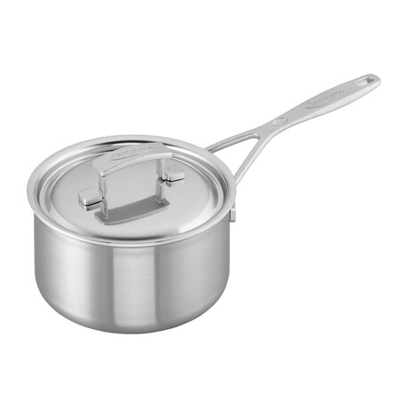 Industry // Stainless Steel Sauce Pan // 2 qt.