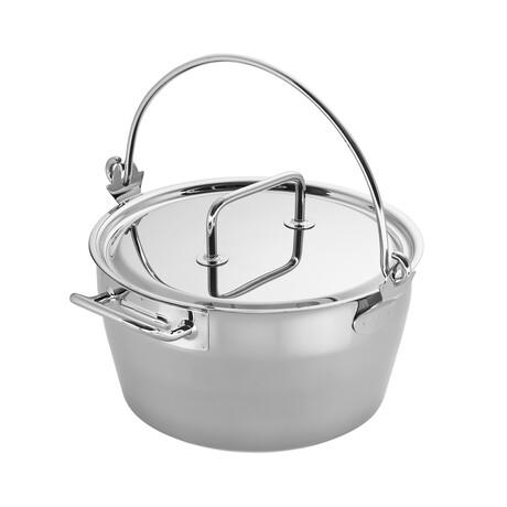 Resto // Stainless Steel Stew Pot
