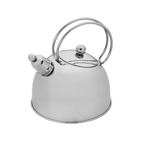 Resto // Stainless Steel Whistling Kettle