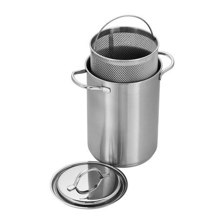 Resto // Stainless Steel Asparagus + Pasta Pot