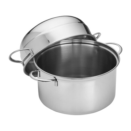 Resto // Stainless Steel Mussel Pot
