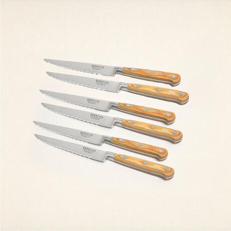 Steak Knives // Set of 6