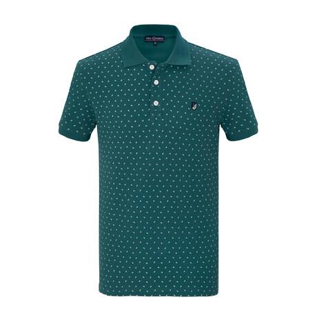 Jamie Short Sleeve Polo // Green (S)