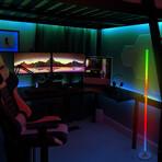 David RGB Pole Lamp