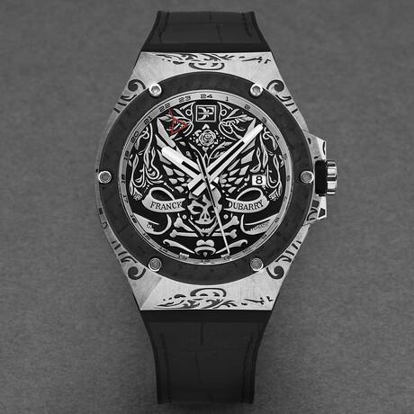 Franck Dubarry Fileteado GMT Automatic // REV-04-01