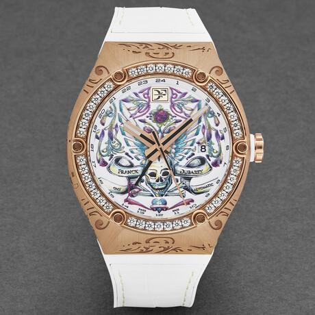 Franck Dubarry Fileteado GMT Automatic // REV-05-04
