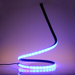 RGB Coil Table Lamp