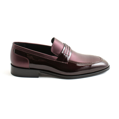 Mohoric Loafer // Bordeaux (Euro 40)