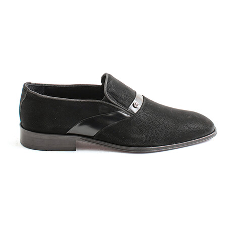 Merlier Loafers // Black Patent (Euro 40)