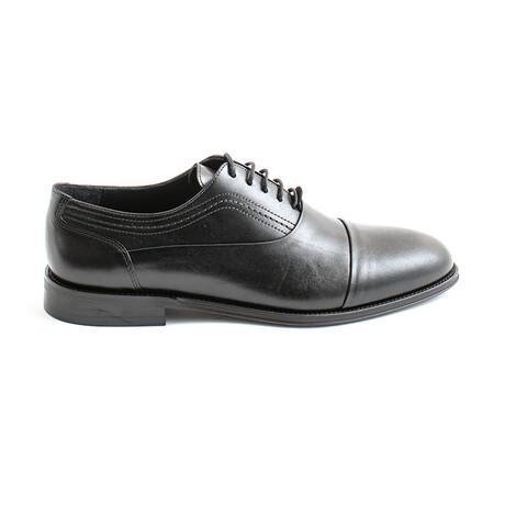 Sosa Lace-Up Dress Shoes // Black (Euro 40)