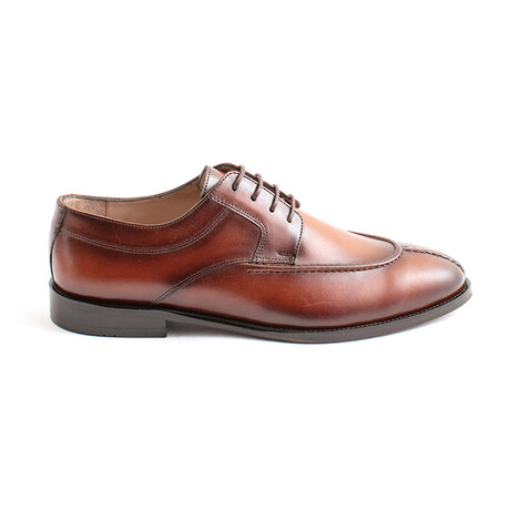 Ganna Lace-Up Dress Shoes // Tobacco (Euro 40)