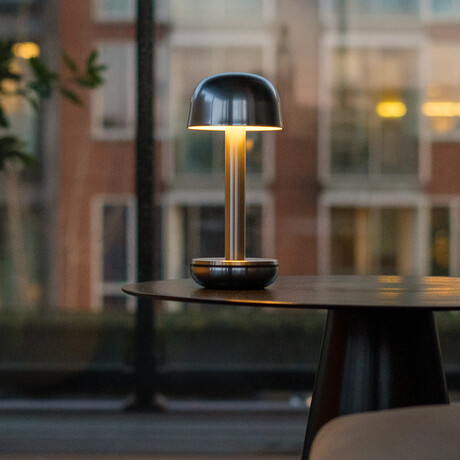TWO Table Light // Silver