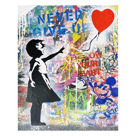 Mr. Brainwash // Balloon Girl // 2020