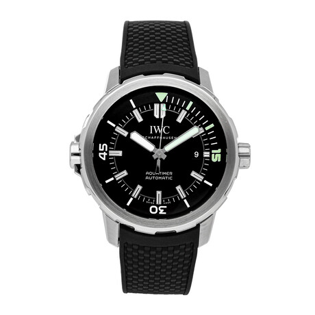 IWC Aquatimer Automatic Automatic // IW3290-01 // Pre-Owned