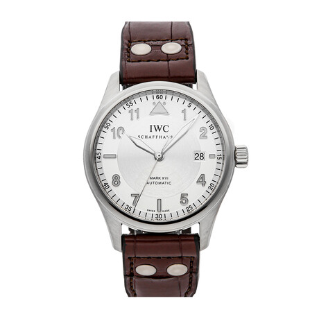 IWC Pilot's Watch Spitfire Mark XV1 Automatic // IW3255-02 // Pre-Owned