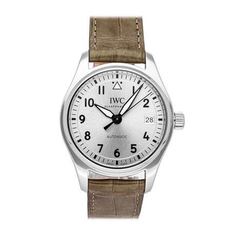 IWC Pilot's Automatic // IW3240-07 // Pre-Owned