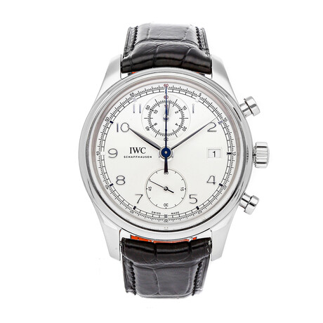 IWC Portugieser Chronograph Automatic // IW3904-03 // Pre-Owned