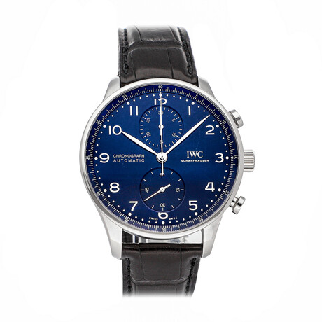 IWC Portugieser Chronograph 150 Years Edition Automatic // IW3716-01 // Pre-Owned