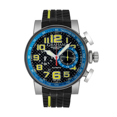 Graham Silverstone Stowe Racing Automatic // 2BLDC.B41A // Store Display