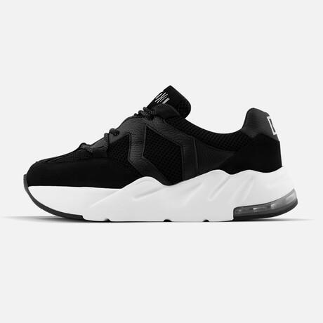 Men's Boom Sneaker // White (Men's Euro Size 40)