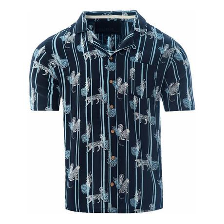 Object Shirt // Navy (S)