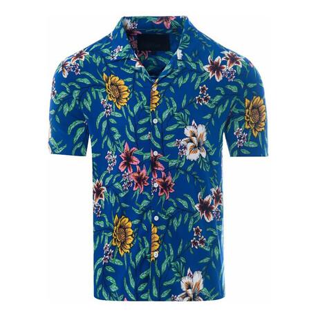 Multi Shirt // Navy (S)