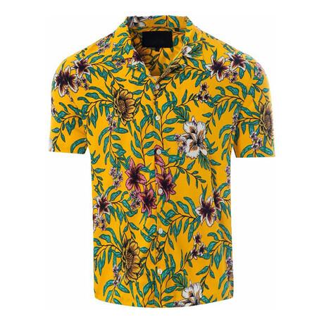 Multi Shirt // Yellow (S)