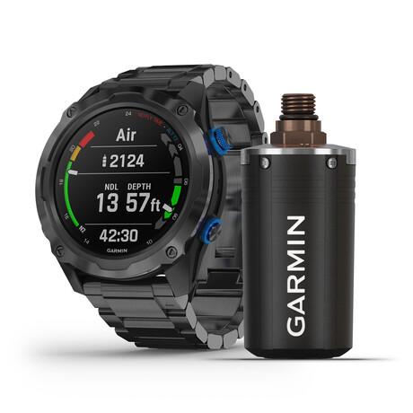 Descent™ Mk2i Diving Watch + T1 Bundle // 010-02132-02